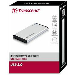 Transcend vanjsko kućište StoreJet 2.5i U3.0, up to 9.5mm, TS0GSJ25S3