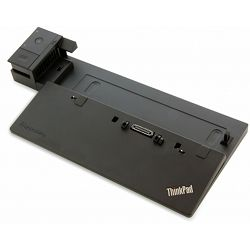 Lenovo Thinkpad dock Pro 90W 40A10090EU, DVI-D 1, Audio In/Out 1, USB 3.0 3, RJ45 1, D-sub 1, Displ