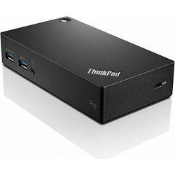 Lenovo ThinkPad USB 3.0 Pro Dock, 40A70045EU