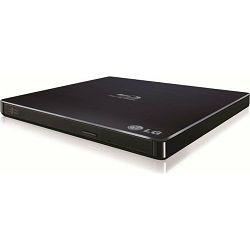 LG BP55EB40 Blu-Ray Rewriter External , Ultra slim 6x, Crn