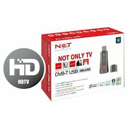 LifeView LV5T Deluxe Not Only TV USB DVB-T, Digital terrestrial TV/Radio reception (DVBT) MPEG4 and
