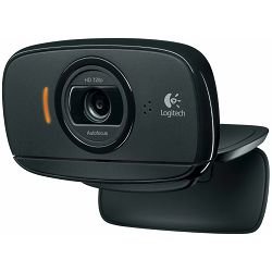 Logitech Webcam C525 8Mp 720p