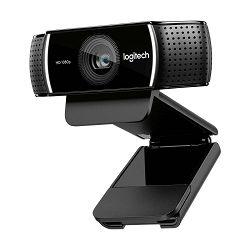 Logitech C922 Pro Stream Webcam, 960-001088