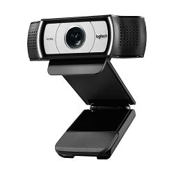 Logitech C930e Webcam - Full HD 1080p (1920 x 1080), H.264/SVC