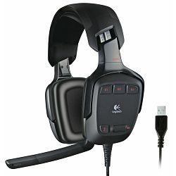 Logitech headset G35