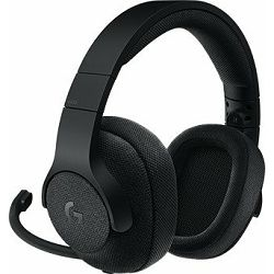 Logitech headset G433 Black 7.1
