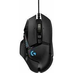 Logitech G502 HERO žični miš, 910-005470