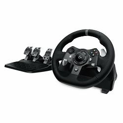 Logitech G920 Driving Force + pedale, USB,Xbox One,941-000124