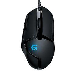 Logitech G402 Hyperion Fury, žični miš, 910-004067