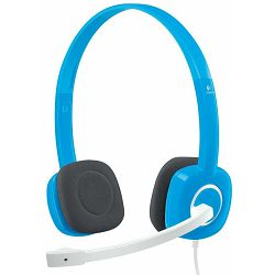 Logitech headset H150 Blueberry