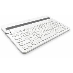 Logitech K480 Bluetooth White
