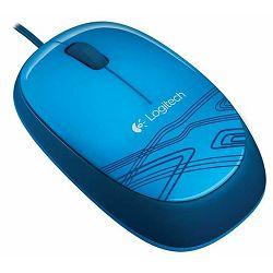 Logitech M105 Blue žični miš