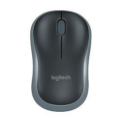 Logitech M185 Gray bežični miš
