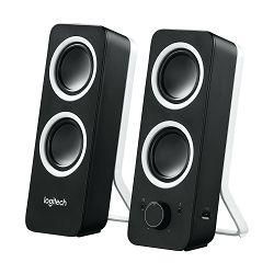 Logitech Z200 zvučnici 2.0 Black