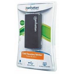Manhattan Card Reader 60-in-1, USB 2.0, 100939