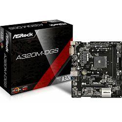 Matična ploča Asrock A320M-DGS, s.AM4, 90-MXB5A0-A0UAYZ