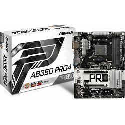 Asrock AB350 Pro4, AM4