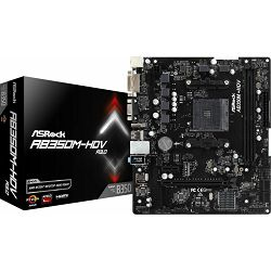 Asrock AB350M-HDV R3.0, AM4