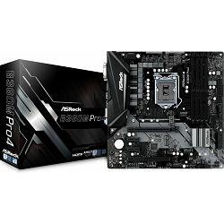 Asrock B360M PRO4, s1151 8Gen CPU