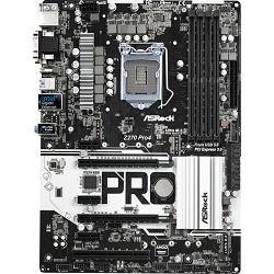 Matična ploča Asrock Z270 Pro4 (90-MXB3Q0-A0UAYZ), Kaby Lake ready, LGA 1151