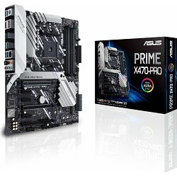 Matična ploča ASUS Prime X470-Pro, AM4, 90MB0XG0-M0EAY0