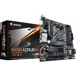 Gigabyte B450 Aorus M, AMD B450,  AM4