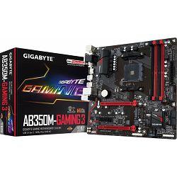 Gigabyte GA-AB350M Gaming 3, AM4