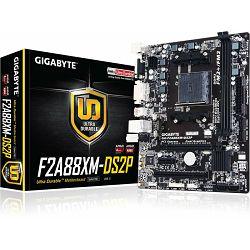 Matična ploča Gigabyte GA-F2A88XM-DS2P, micro ATX, AMD A88X