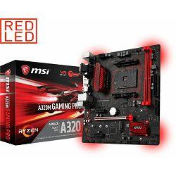 Matična ploča MSI A320M Gaming Pro, s.AM4, 7A39-001R