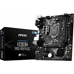 MSI H310M Pro-VDH Plus, s1151 8Gen