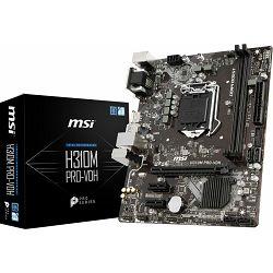 Matična ploča MSI H310M PRO-VDH, s1151 8gen