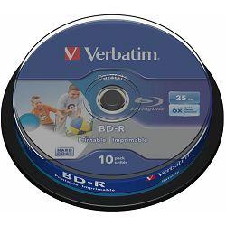 BD-R Verbatim 10kom 43804 prin
