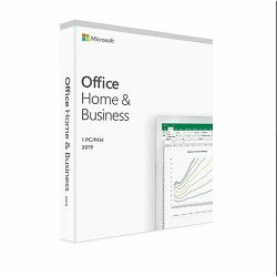 Microsoft Office 2019 Home and Business ENG, T5D-03216, Engleski jezik