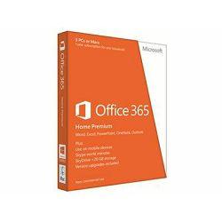 Microsoft Office 365 Home Premium (1 Year) Eng za fizičke osobe, 6GQ-00020