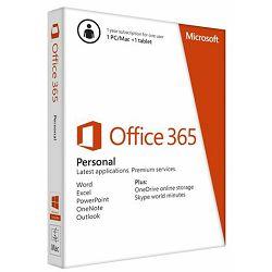 Microsoft Office 365 Personal (1 Year) Engl za fizičke osobe, QQ2-00038