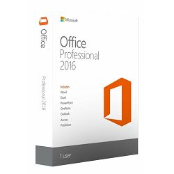 Microsoft Office 2016 Professional ENG