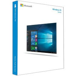 Microsoft Windows 10 Home 32/64 ENG USB, KW9-00017, KW9-00478; retail