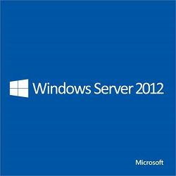 MICROSOFT Windows Svr Std 2012 x64 ENG 1pk DSP OEI DVD 2CPU/2VM, License Only, P73-05328, Paket ne