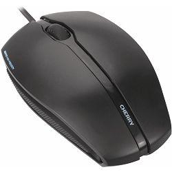 Miš Cherry GENTIX Corded Optical Mouse black, USB (JM-0300-2)