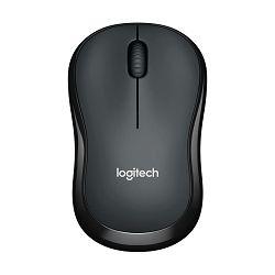 Logitech M220 Silent Black/Gray bežični miš