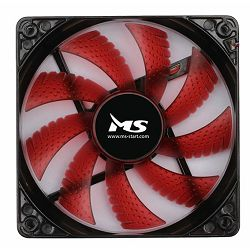 MS PC Cool Red Led 120mm