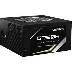 Napajanje Gigabyte 750W G750H modularno, GP-G750H
