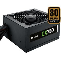 Napajanje 750W Corsair Builder Series CX750, ATX 2.3, CP-9020015