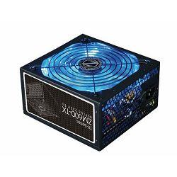 Napajanje Zalman 600-TX PSU, 600W, 80 PLUS, blue LED
