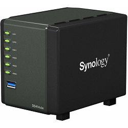 NAS Synology Diskstation DS411slim, 1x GbLAN