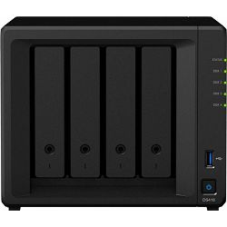 NAS Synology Diskstation DS418, 2x Gb LAN