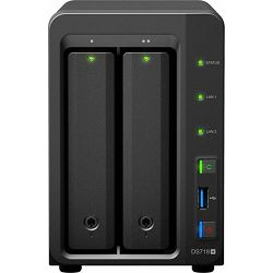 Synology DS718+ NAS, 2bay, 2GB, DiskStation