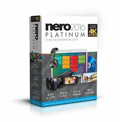 Nero 2016 Platinum (English) (PC)