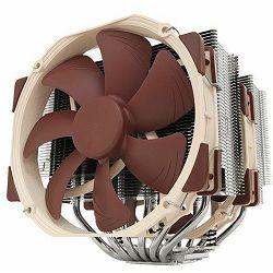NOCTUA NH-D15 - socket :  Intel LGA2011-0 & LGA2011-3 (Square ILM), LGA1156, LGA1155, LGA1150 & AMD