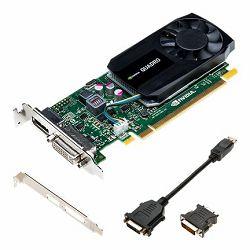 Grafička kartica PNY Quadro K620, 2 GB DDR3, 128-bit, 1124/1800 MHz